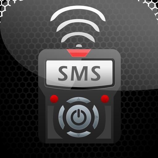 Sms Remote Control PRO-version LOGO-APP點子