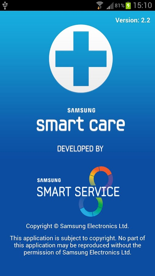 Smart Care - screenshot