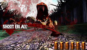Screenshot of Silver Zombie