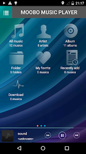 Moobo Music Player v1.6.2