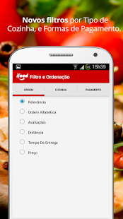 iFood - Delivery de Comida - screenshot thumbnail