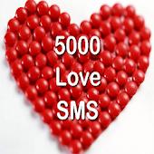 5000 Love SMS