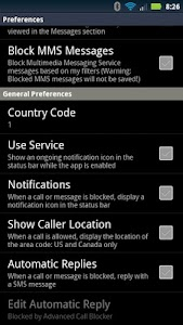 Advanced Call Blocker v2.1.37