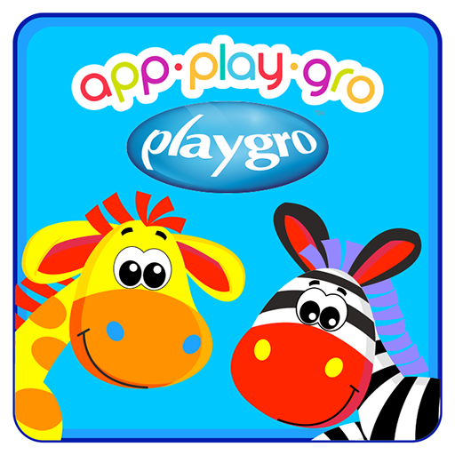 Playgro Zoo Fun LOGO-APP點子