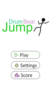 Drum Beat Jump : Rhythm Ninja- screenshot thumbnail
