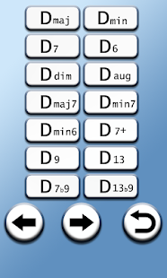 Learn Advanced Guitar Chords - screenshot thumbnail