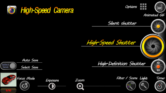 High-Speed Camera (GIF,Silent) - screenshot thumbnail