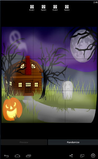 Halloween Puzzle Games