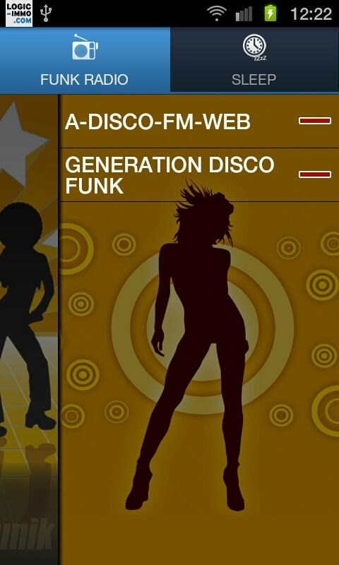 FUNK RADIO - screenshot
