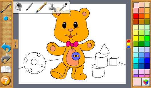 Kea Coloring Book Screenshot Thumbnail