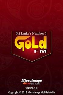 Gold FM Mobile- screenshot thumbnail