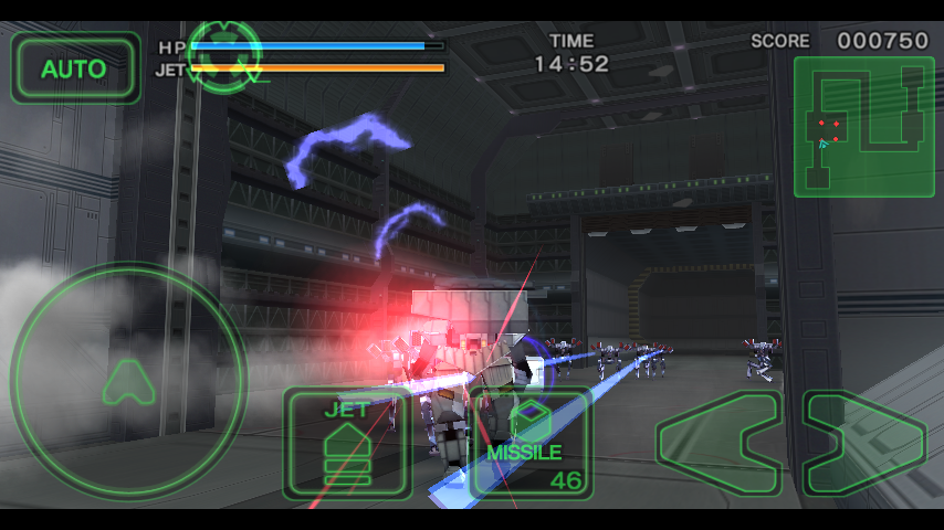 Destroy Gunners SPα- screenshot