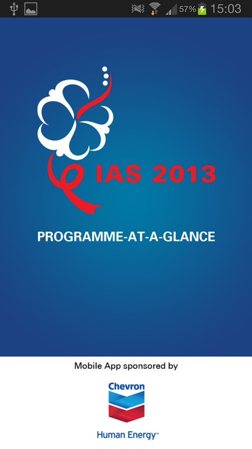 IAS 2013- screenshot