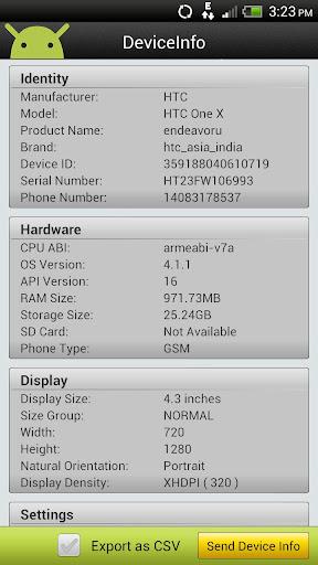 【免費工具App】DeviceInfo-APP點子