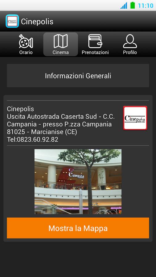 Cinepolis- screenshot