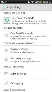Screen Standby ♯ Root (Lite) - screenshot thumbnail