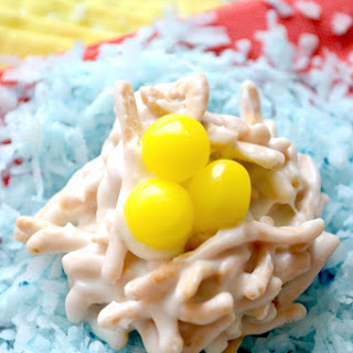 Lemon Birds' Nests