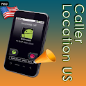 Caller Location Pro logo
