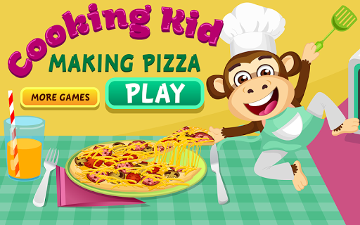 Cooking Kid - Making Pizza 1.1.0 screenshots 11
