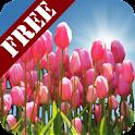 Tulip Field FREE logo