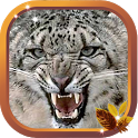 Snow Leopard Mountains LWP icon