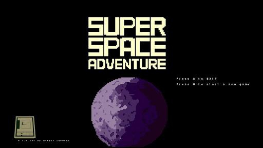 Super Space Adventure