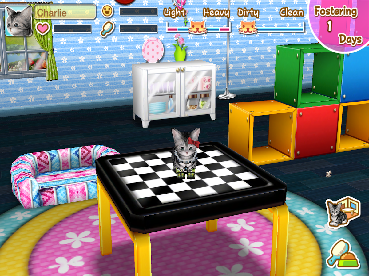 My Cat My Room- screenshot