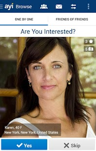 Dating App for Adults - AYI - screenshot thumbnail