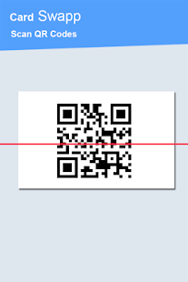 CardSwapp QR Scanner Cardswap- screenshot thumbnail