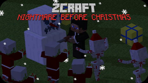 zCraft Nightmare Before Xmas