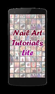 Nail Art Tutorials Lite