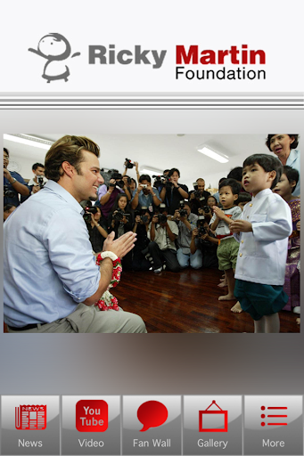 Ricky Martin Foundation