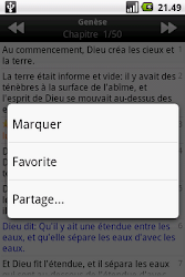 La Sainte Bible, Louis Segond APK Download – Free Books & Reference APP for Android 6