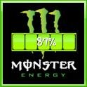 Monster Energy Battery Widget icon