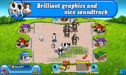 Farm Frenzy – Miniaturansicht des Screenshots