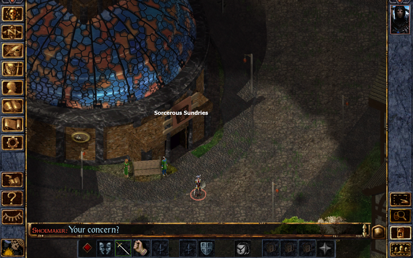 Baldurs Gate: Enhanced Edition android apps download