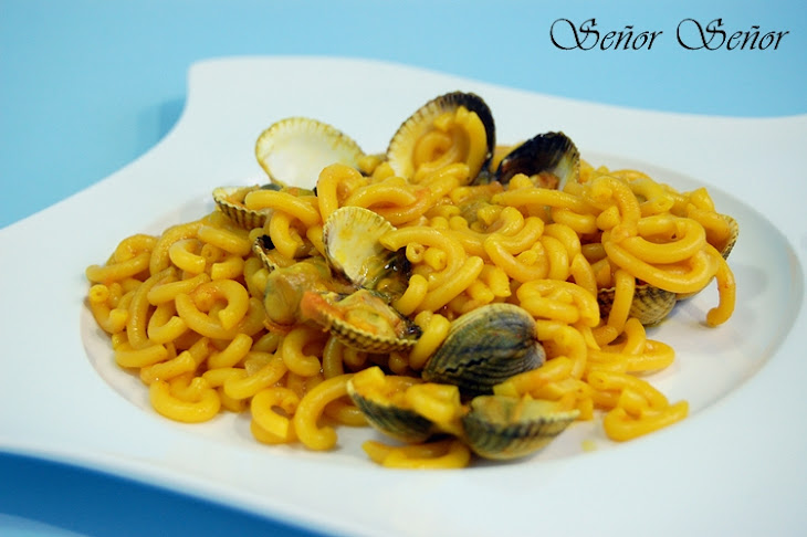 Noodles with Clams Recipe