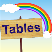 Kids Tables Learning - Free
