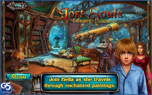 Lost Souls: Enchanted Painting- screenshot thumbnail