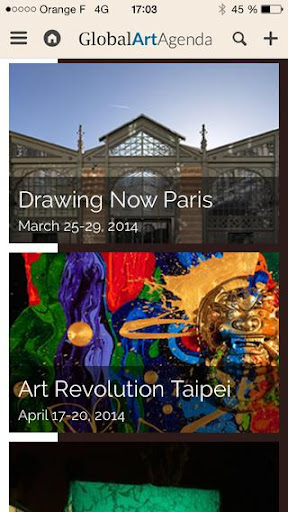 Global Art Agenda