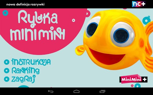 Rybka MiniMini - screenshot thumbnail