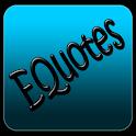 EQUOTES icon