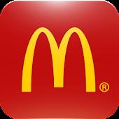 らくらくスマホプレミアム向けマクドナルド公式アプリ