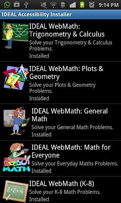 IDEAL Access 4 AT&T® - screenshot