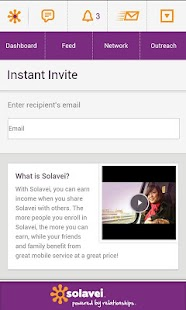 MySolavei App - screenshot thumbnail