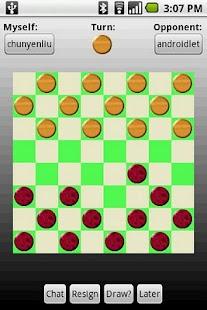 Checkers Across Devices- screenshot thumbnail