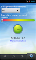 Screenshot of Nettitutka