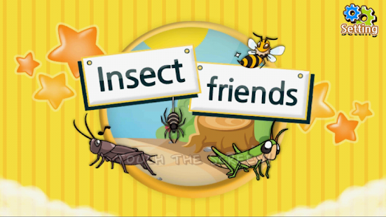 Insect Friends