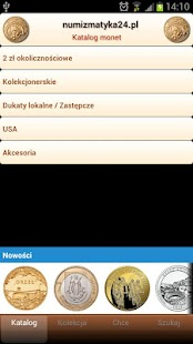 Numizmatyka24- screenshot thumbnail
