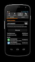 Screenshot of CallTiger (Callback app)